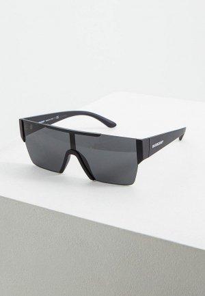 Очки солнцезащитные Burberry BE4291 346487. Цвет: черный
