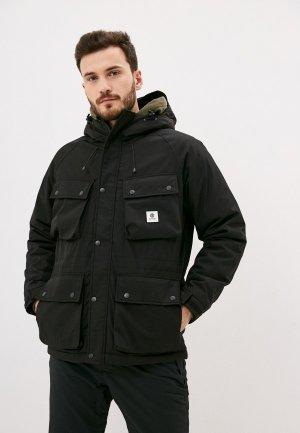Куртка утепленная Element MOUNTAIN PARKA. Цвет: черный