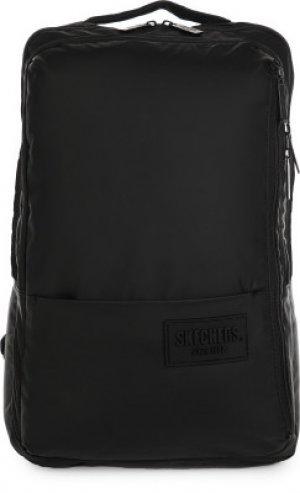 Рюкзак Skechers. Цвет: черный