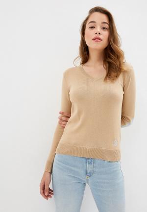 Пуловер Giorgio Di Mare. Цвет: бежевый