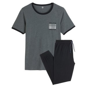 Пижама LaRedoute. Цвет: черный