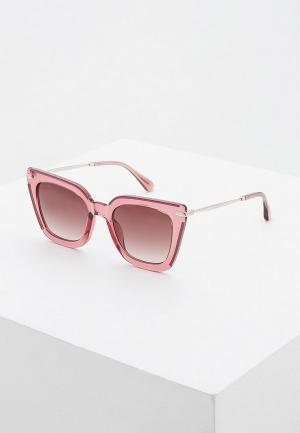 Очки солнцезащитные Jimmy Choo CIARA/G/S S5R. Цвет: розовый