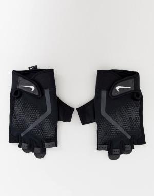 Черные спортивные перчатки Training-Черный Nike