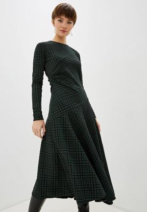 Платье By Malene Birger. Цвет: зеленый