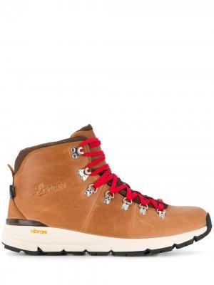 Ботинки Mountain 600 Danner. Цвет: коричневый