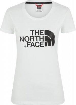 Футболка женская Easy, размер 42-44 The North Face. Цвет: белый