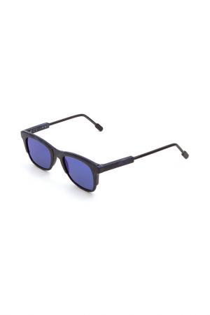 Очки солнцезащитные Italia Independent. Цвет: 021 022 синий мрамор