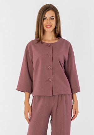 Жакет S&A Style. Цвет: розовый