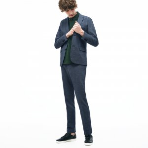 Пиджак Lacoste. Цвет: синий