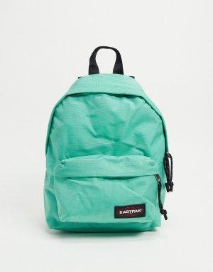 Розовый рюкзак с мелким узором -Розовый цвет Eastpak
