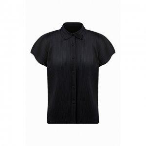 Блузка Issey Miyake. Цвет: чёрный
