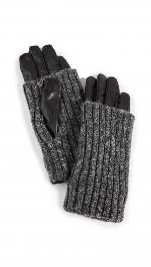 Overlay Texting Gloves Carolina Amato