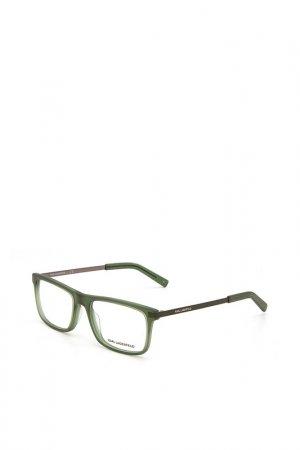 Оправы корригирующих очков Karl Lagerfeld. Цвет: 104 оливковый матовый