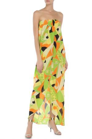 Платье Ella Luna. Цвет: черный