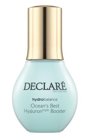 Сыворотка-бустер Hydro Balance Declare. Цвет: бесцветный