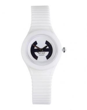 Наручные часы HIP HOP. Цвет: белый