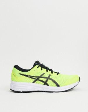 Желтые кроссовки Running patriot 12-Желтый Asics