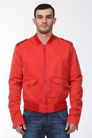 Куртка-ветровка Gucci. Цвет: красный