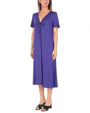 Пляжное платье ESSERE. Цвет: фиолетовый