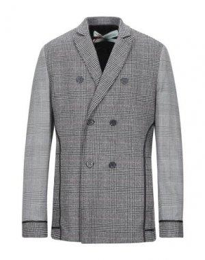 Пиджак OFF-WHITE™. Цвет: серый