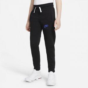 Брюки для мальчиков школьного возраста Air - Черный Nike