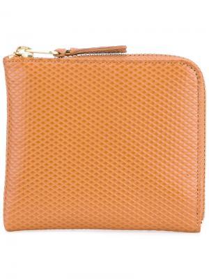 Кошелек Luxury Group Comme Des Garçons Wallet. Цвет: нейтральные цвета
