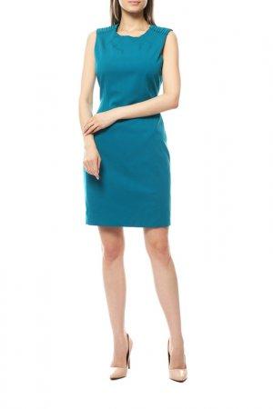 Платье Elie Tahari. Цвет: мультиколор
