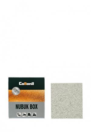 Щетка для обуви Collonil Nubuk Box. Цвет: прозрачный