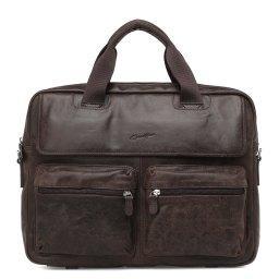 Портфель RU11559 темно-коричневый GERARD HENON