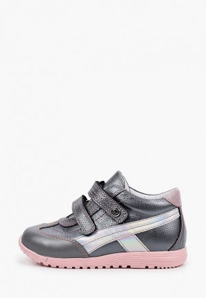 Ботинки Elegami. Цвет: серый