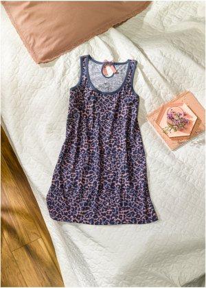 Сорочка ночная bonprix. Цвет: лиловый