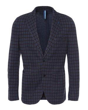 Пиджак VPE060 54 принт Harmont & Blaine. Цвет: принт