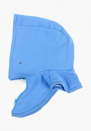 Капор UNU Clothing Volume 2 Layers. Цвет: голубой