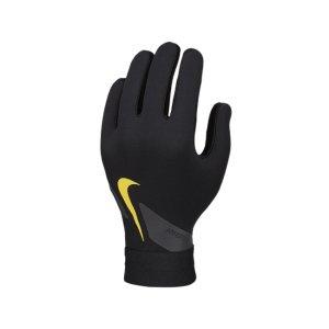 Детские футбольные перчатки FC Barcelona Academy HyperWarm - Черный Nike