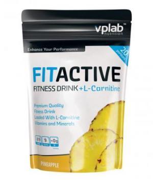 Изотоник , ананас Vplab nutrition. Цвет: белый