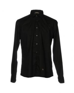 Pубашка AT.P.CO. Цвет: черный