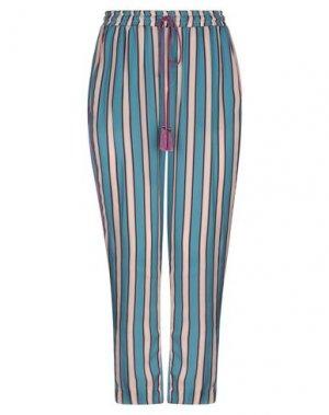 Повседневные брюки EMMA & GAIA. Цвет: пастельно-синий
