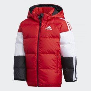 Куртка LK DOWN Performance adidas. Цвет: none