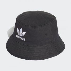 Панама Adicolor Trefoil Originals adidas. Цвет: черный