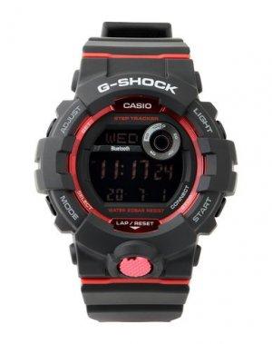 Наручные часы CASIO G-SHOCK. Цвет: черный