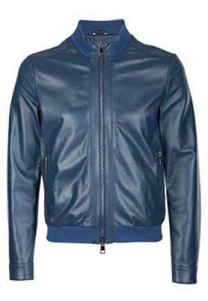 Куртка FONTANELLI. Цвет: голубой