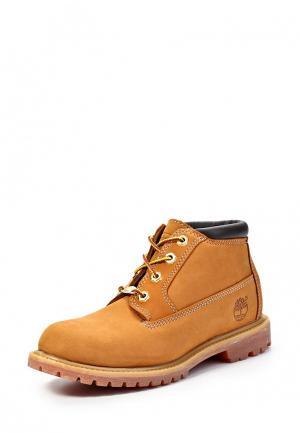 Ботинки Timberland Nellie FTB. Цвет: коричневый