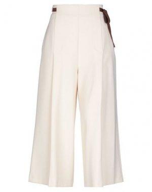 Повседневные брюки ALVIERO MARTINI 1a CLASSE. Цвет: слоновая кость