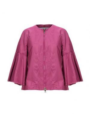 Куртка GEOSPIRIT. Цвет: пурпурный