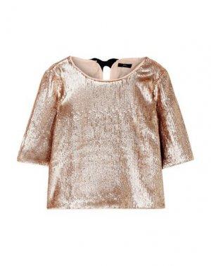 Блузка J.CREW. Цвет: платиновый