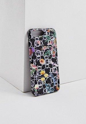 Чехол для iPhone Furla 6/7/8 Plus. Цвет: черный
