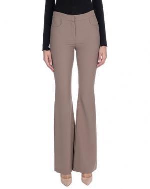 Повседневные брюки 1-ONE. Цвет: хаки