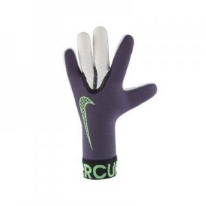 Футбольные перчатки Mercurial Goalkeeper Touch Victory - Пурпурный Nike