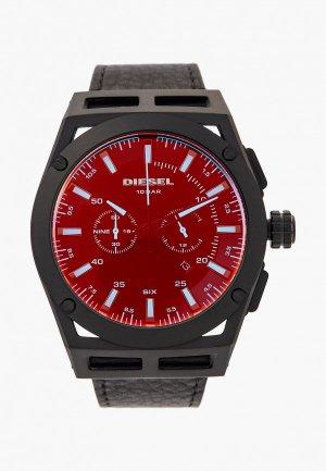 Часы Diesel DZ4544. Цвет: черный