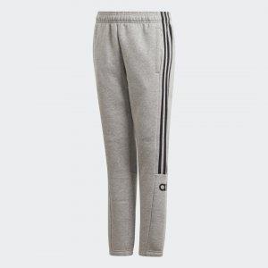 Брюки 3-Stripes Performance adidas. Цвет: черный